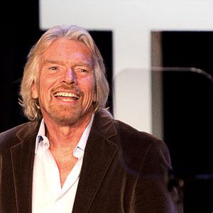 Richard Branson: Denke groß, bewirke etwas und habe Spaß dabei