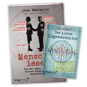 Buchverlosung: Menschen lesen + Der kleine Lügendetektor