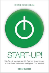 Buchrezension: Start-up – Mit weniger als 100 Euro zum eigenen Unternehmen
